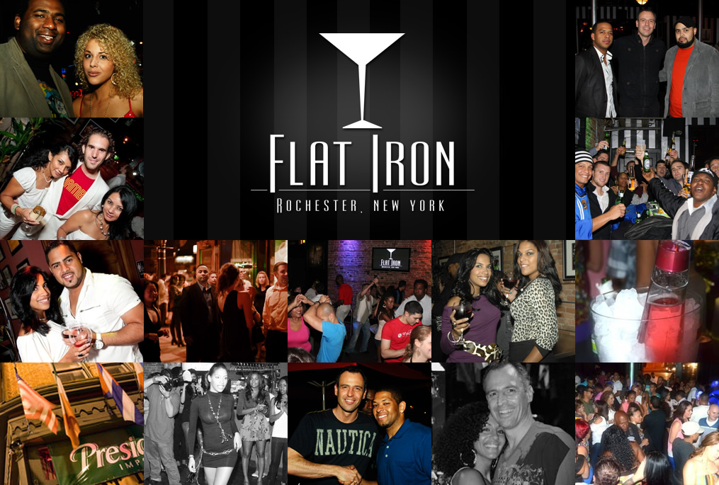 Flat Iron Cafe Rochester New York